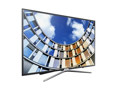 SAMSUNG 55″ FHD FLAT SMART LED TV 55M6000