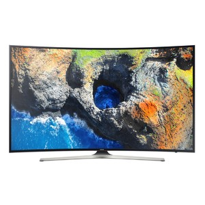 SAMSUNG 55″ UHD CURVED SMART LED TV 55MU7350