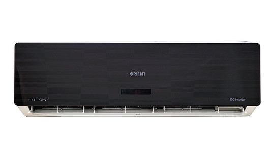 Orient 1.5 Ton Wall Mounted Inverter Air Conditioner Titan 18P- Black