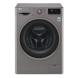 LG 8 Kg Front Load Washing Machine F4J8VS2PS (imported)