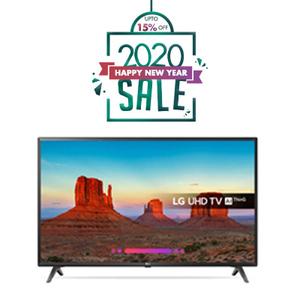 LG 43 Inches Smart UHD 4K LED TV 43UK6300PVA