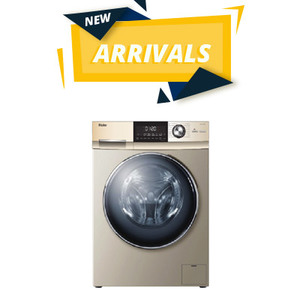 Haier 8kg Front Load Fully Automatic Washing Machine HW80-B12756