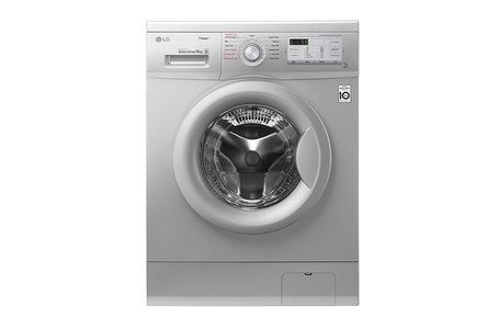 LG 8 Kg Front Load Washing Machine FH4G7TDY5 (Imported)
