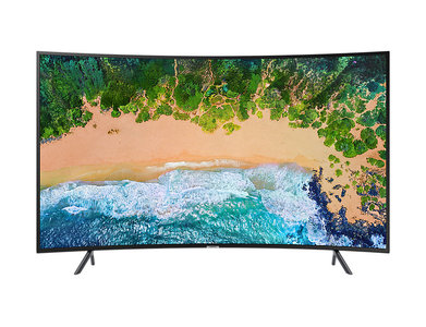 Samsung 49 Inches UHD Curved LED TV 49NU7300 (Imported)