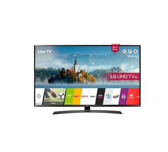 LG 43″ 4K UHD LED TV 43UJ634 (Imported)