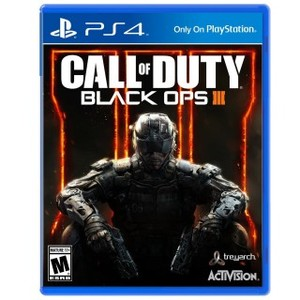 Call of Duty: Black Ops III - Standard Edition - PlayStation 4 DVD