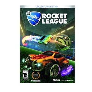Rocket League: Collectors Edition - PlayStation 4 DVD