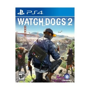 Watch Dogs 2 - PlayStation 4 DVD