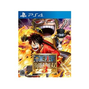 One Piece: Pirate Warriors 3 - PlayStation 4 DVD