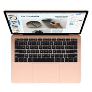 Apple   MacBook Air (2019) - 13 MVFM2 Gold with Touch ID