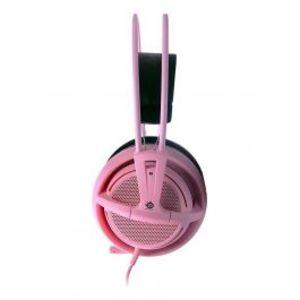 SteelSeries | Siberia v2 - Full-Size Gaming Headset (Pink)