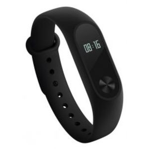 Xiaomi | Mi Band 2 - Heart Rate Monitor Smart Wristband With OLED Display