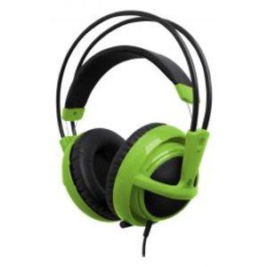 SteelSeries | Siberia v2 - Full-Size Gaming Headset (Green)