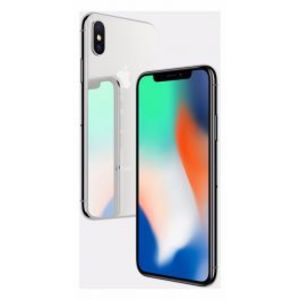 Apple | iPhone X - 64GB Silver