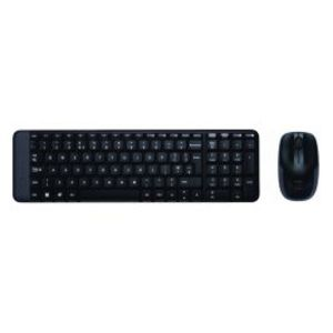Logitech | MK220 - Wireless Combo Keyboard