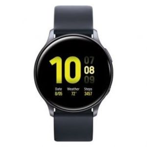 Samsung | Galaxy Watch Active 2 - Black
