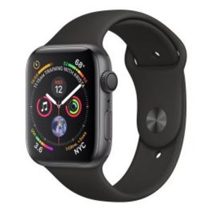 Apple | Watch Series 4 - 40mm Space Grey Aluminium Case with Black Sport Band