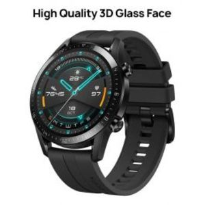 Huawei | Watch - GT 2 with Black Band 46mm