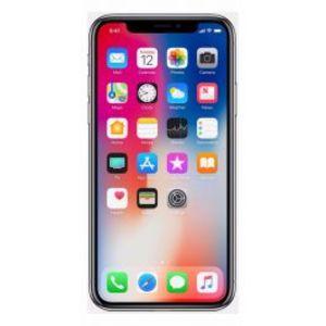 Apple | iPhone X - 256GB Silver