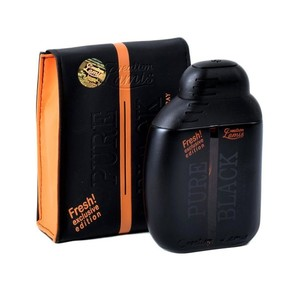 Creation Lamis Pure Black Fresh Perfume for Men 10 ...