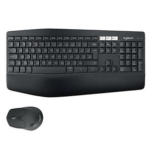 Logitech Bluetooth Wireless Keyboard & Optical Mouse Combo Mk850 Black