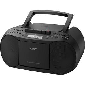 Sony BoomBox CFD-S70 Black