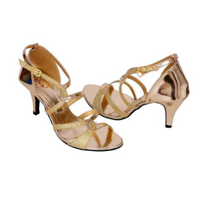High Heels for Women 735 - Golden