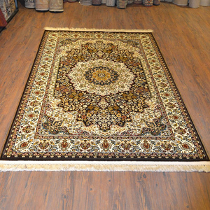 Persian Traditional Silky Rug AI-0104 Multicolor