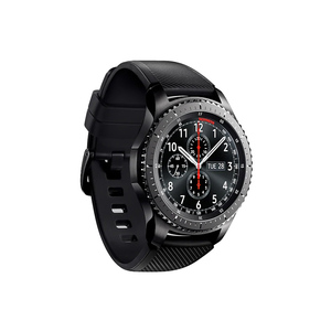 Samsung Gear S3 Frontier Smart Watch Black