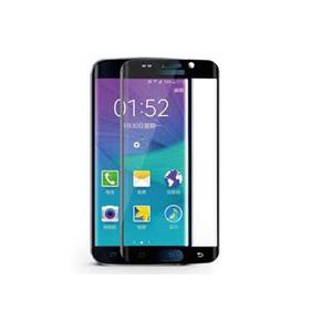 Tempered Glass for Samsung S6 Edge Black