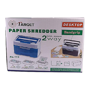 Target 2 Way Paper Shredder SK-116