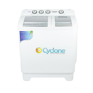 Kenwood Double Tub Semi Automatic Washing Machine KWM-1010 White