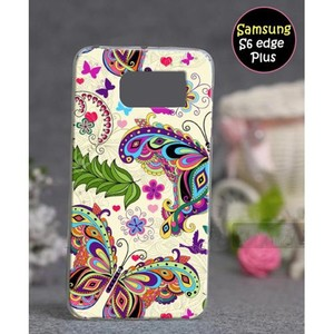 Samsung S6 Edge Plus Mobile Cover Butterfly Style ...
