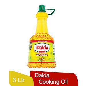 Dalda Cooking Oil 3 Ltr