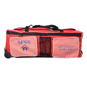 Signature Cricket Kit Bag (Small) Red