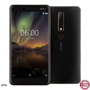 Nokia 6 2018 - 5.5 Inch Display, 3GB RAM, 32GB ROM ...