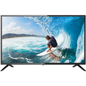 Haier 32 Inch HD LED TV B9200M Black