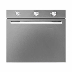Crown Built-In Oven B3-Fge20Tmr Gas & Electric 73 Liters Black