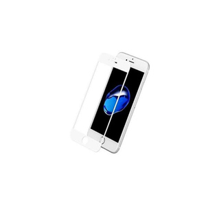 5D Tempered Glass Protector for iPhone 7 Plus White