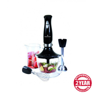 Westpoint Hand Blender, Chopper And Egg Beater WF-4201 Black