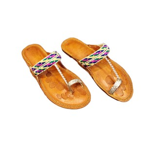 SNF Classic Flats Slippers For Women 447 Multi