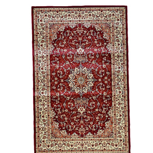 SAJALO HS Persian Rug Red and Beige