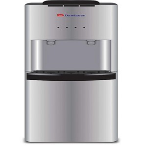 Dawlance Water Dispenser WD1041SR Silver and Black
