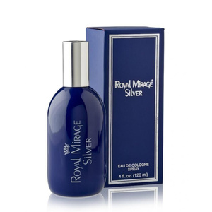 Silver For Men Perfume - 120 ml