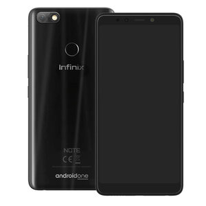 Infinix Note 5 4GB RAM 64GB ROM Black