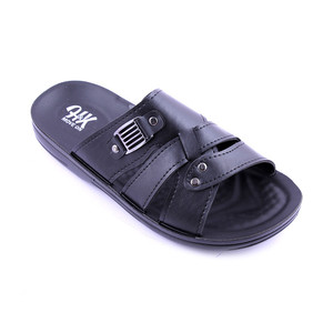 Stylish Slipper For Men GB101 - Black