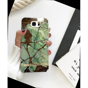 Samsung S6 Edge Marble Style 1 Mobile Cover Multi Color