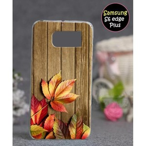 Samsung S6 Edge Plus Cover Wood Style SA-5342 Mult ...