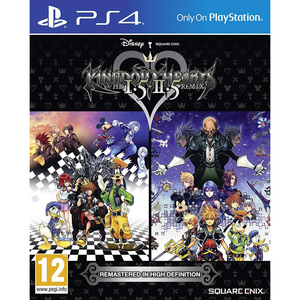 Sony Kingdom Hearts HD 1.5 and 2.5 Remix for PlayStation 4