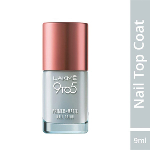 Lakme 9 To 5 Primer + Matte Nails Topcoa ...